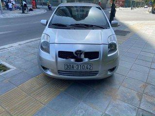 Bán ô tô Toyota Yaris AT sản xuất 2007, xe nhập, xe giá thấp, còn mới