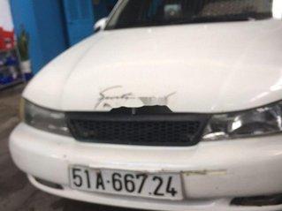 Cần bán lại xe Daewoo Cielo đời 1996, màu trắng