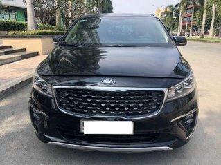 Cần bán gấp Kia Sedona sản xuất 2019, màu đen, chính chủ sử dụng