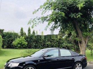 Cần bán gấp Audi A6 năm 2008, màu đen, nhập khẩu chính chủ