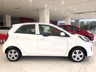 Bán xe Kia Morning năm 2020, màu trắng, giao ngay