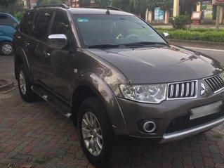Cần bán gấp Mitsubishi Pajero Sport sản xuất năm 2012, màu nâu, chính chủ