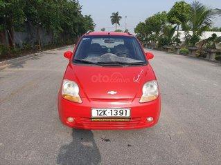 Cần bán xe Chevrolet Spark 0.8 sx 2010, số sàn, màu đỏ