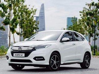 Cần bán xe Honda HRV năm sản xuất 2020, màu trắng