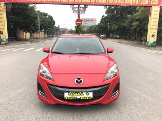 Mazda 3 1.6AT cuối 2010 biển 4 số từ đầu, màu đỏ, 1 chủ từ mới cứng, nói không với lỗi nhỏ, đâm va, ngập nước