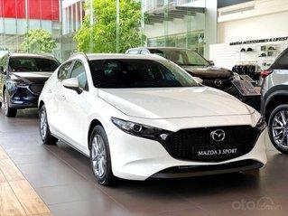 Cần bán xe Mazda 3 Sport đời 2020, màu trắng