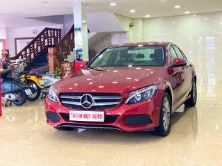 Hỗ trợ mua xe giá thấp chiếc Mercedes-Benz C200 sản xuất năm 2016, xe một đời chủ