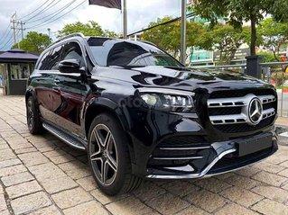 Bán xe Mercedes GLS 450 4Matic năm 2020, màu đen, nhập khẩu