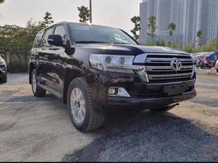 Toyota Land Cruiser 2020 new 100% màu đen, nội thất đen