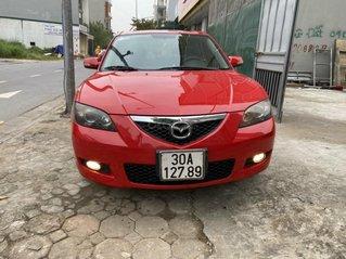 Bán Mazda 3 sản xuất 2009, xe màu đỏ, số tự động, giá tốt 280 triệu
