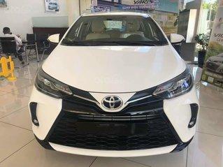 Toyota Yaris 1.5G CVT phiên bản 2021, nữ hoàng hiện đại