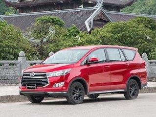 Bán xe Toyota Innova đời 2020, màu đỏ, số tự động