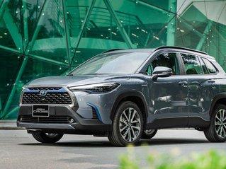 Bán xe Toyota Corolla Cross đời 2020, xe sẵn, giao ngay