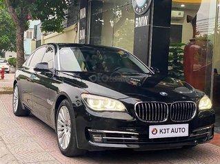 Xe BMW 7 Series 750Li đời 2014, màu đen, nhập khẩu