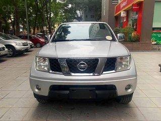 Bán Nissan Navara đời 2012, màu bạc, xe nhập số sàn, 310 triệu