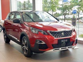 Peugeot 5008 AT 2020, tặng thêm bảo hiểm vật chất, khuyến mại lên đến 100 triệu