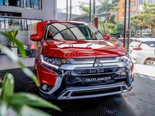 Bán Mitsubishi - Outlander siêu phẩm 2020, đủ màu giao xe, hỗ trợ trả góp, đăng ký lái thử