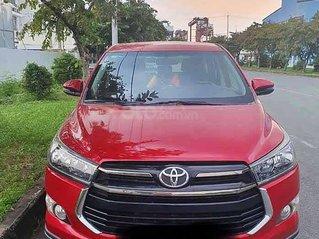 Cần bán xe Toyota Innova sản xuất 2018, màu đỏ số tự động, 640tr