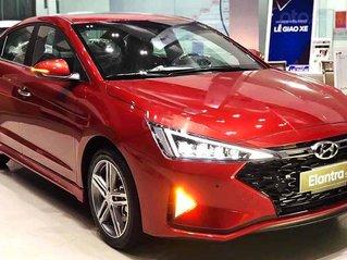 Bán ô tô Hyundai Elantra Sport 1.6 AT đời 2020, màu đỏ, 735 triệu