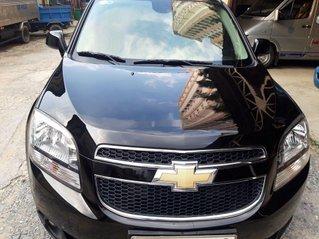 Cần bán xe Chevrolet Orlando sản xuất 2013, màu đen số tự động