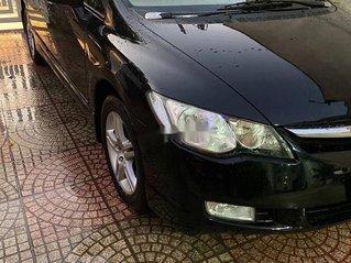 Cần bán xe Honda Civic 2008, màu đen, giá chỉ 335 triệu