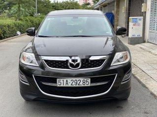 Bán Mazda CX 9 đời 2012, màu đen, nhập khẩu xe gia đình, giá chỉ 668 triệu