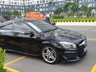 Bán Mercedes CLA250 năm 2014, màu đen, giá chỉ 950 triệu