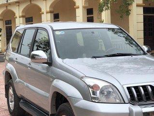 Bán Toyota Prado 2008, màu bạc, nhập khẩu, giá 490tr