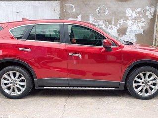 Cần bán lại xe Mazda CX 5 sản xuất năm 2015, màu đỏ chính chủ