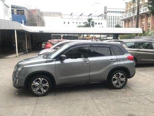 Bán xe Suzuki Vitara năm 2016, màu xám, nhập khẩu số tự động