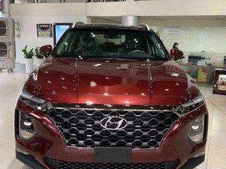 Hyundai Bình Dương cần bán Hyundai Santa Fe năm sản xuất 2020, màu đỏ