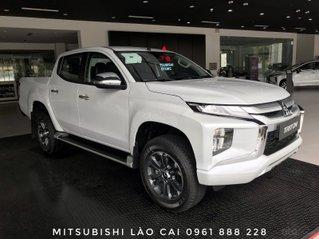 [Mitsubishi Lào Cai] bán tải Triton 2020 mới, giảm 20 tr tiền mặt, trả trước 160 triệu đủ màu giao xe ngay