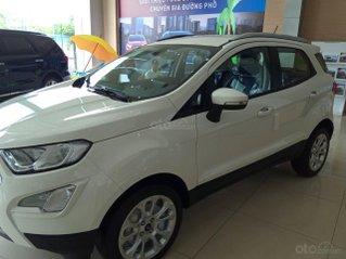 Ford Ecosport 2020 mới, đầy đủ màu, giá chỉ từ 578 triệu