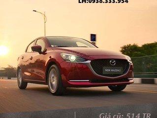 Mazda 2 2020, màu đỏ, giá cạnh tranh