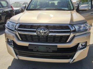 Bán Toyota Landcruiser VX-S 4.6V8 Trung Đông màu vàng cát 2021 LH Đình
