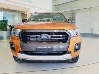 Ford Ranger Wildtrak 1 cầu, số tự động - phiên bản cao trong dòng Ford Ranger, giá chỉ từ 795 triệu