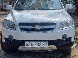 Bán xe Chevrolet Captiva sản xuất 2007, màu trắng, xe nhập