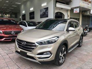 Bán ô tô Hyundai Tucson sản xuất 2018, màu vàng chỉnh chủ. Giá chỉ 835 triệu đồng