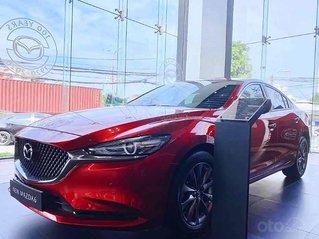 Bán Mazda 6 Luxury 2.0 AT sản xuất năm 2020, xe giá thấp, giao nhanh