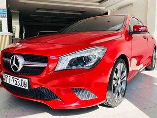 Cần bán Mercedes-Benz CLA200 sản xuất 2015, màu đỏ, nhập khẩu nguyên chiếc
