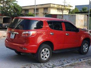 Cần bán Chevrolet Trailblazer 2.5L 4x2AT SX 2018 màu đỏ, lăn bánh 4000km