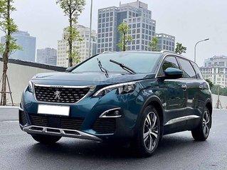 Cần bán gấp Peugeot 5008 năm 2019, màu xanh lam còn mới