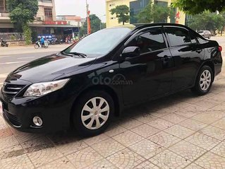 Bán Toyota Corolla năm sản xuất 2011, màu đen, nhập khẩu