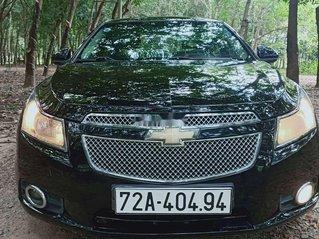 Cần bán gấp Chevrolet Cruze sản xuất 2012, màu đen chính chủ