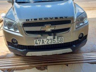 Cần bán Chevrolet Captiva 2007 Số sàn sản xuất năm 2007 chính chủ