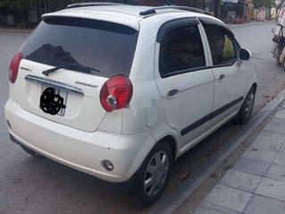 Cần bán lại xe Chevrolet Spark năm 2009, màu trắng