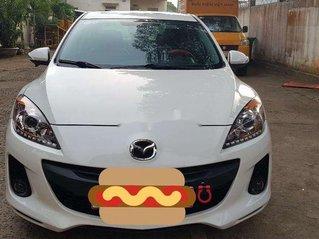 Cần bán gấp Mazda 3 2013, màu trắng, nhập khẩu số tự động, giá 420tr