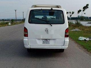 Bán xe Mercedes MB 100 sản xuất 2003, màu trắng