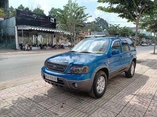 Cần bán gấp Ford Escape năm sản xuất 2004, màu xanh lam chính chủ