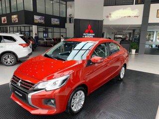 Cần bán Mitsubishi Attrage đời 2020, màu đỏ, nhập khẩu nguyên chiếc